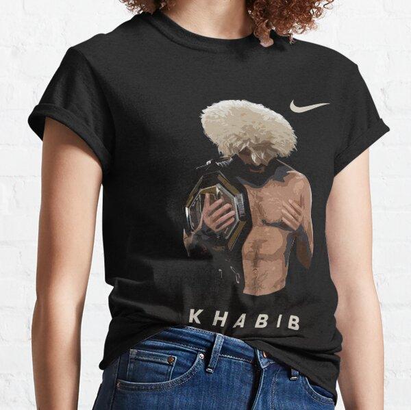 Khabib Nurmagomedov - The Eagle - UFC 254 - Dagestan, Russia - Alhamdulillah Classic T-Shirt