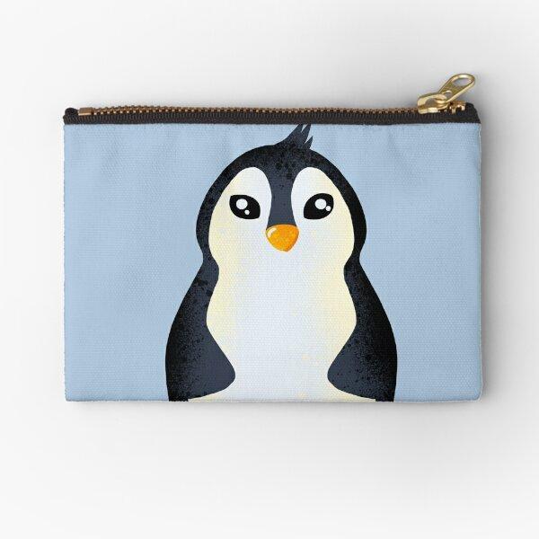 Cute Penguin Zipper Pouch