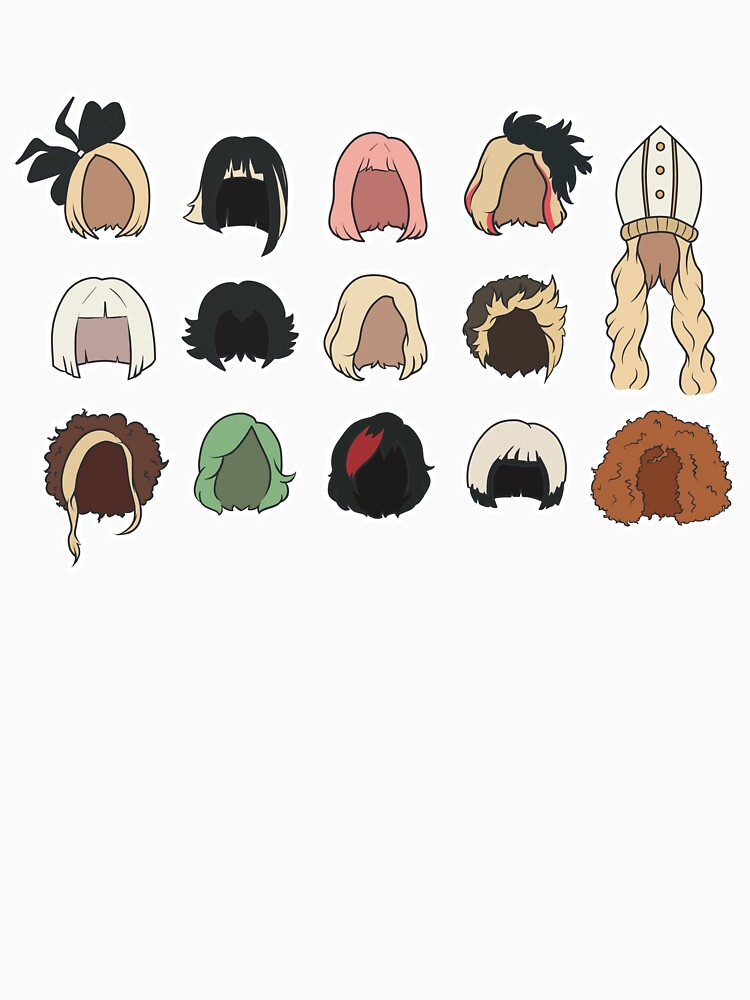 Moira's Wigs Pattern by danieldoes1art