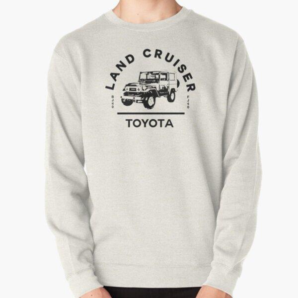 Toyota Land Cruiser BJ40 Pullover Sweatshirt