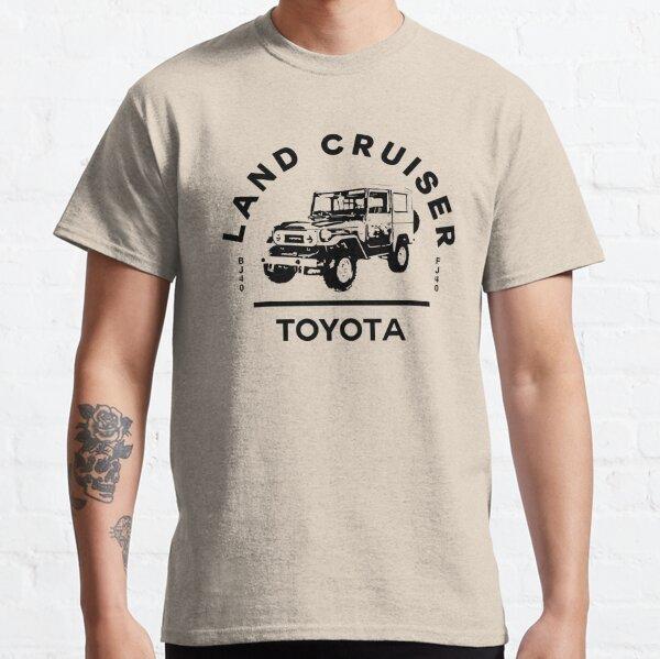 Toyota Land Cruiser BJ40 Classic T-Shirt
