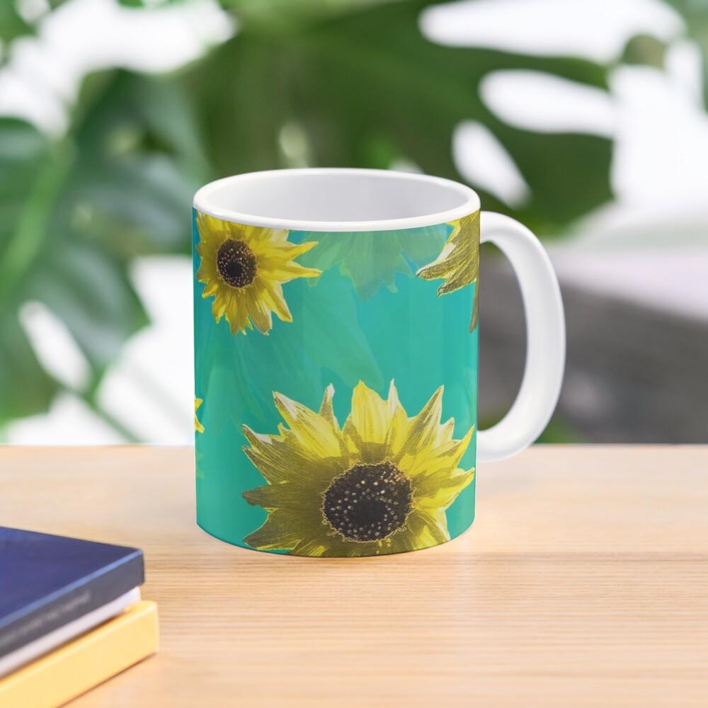 Sunflower - Sunshine On My Shoulder Mug