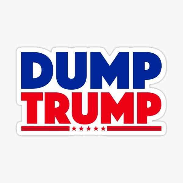 DUMP TRUMP 3 Sticker