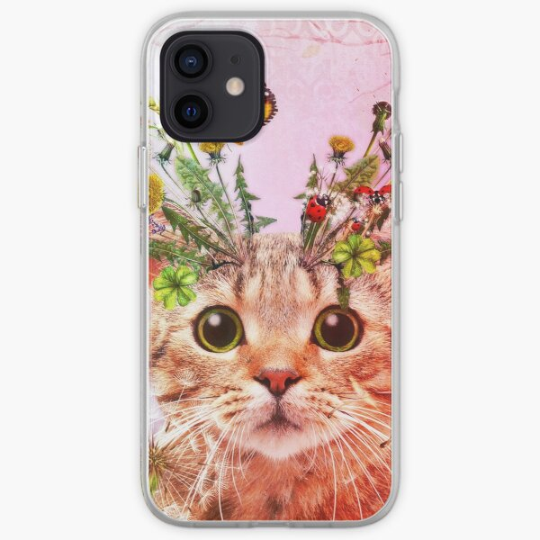 Kitty Kat iPhone Soft Case