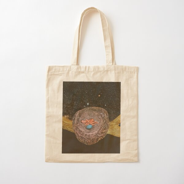 An Unhatched Dream  Cotton Tote Bag