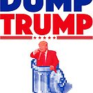 DUMP TRUMP by FREE T-Shirts