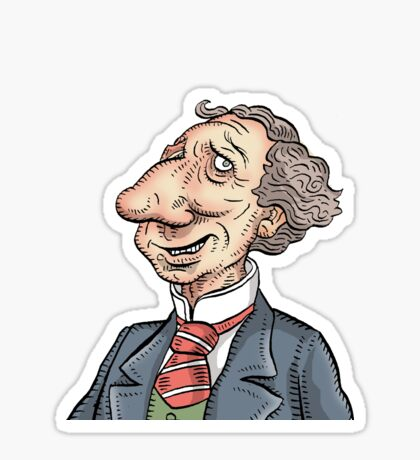 Sir John A. Macdonald Sticker
