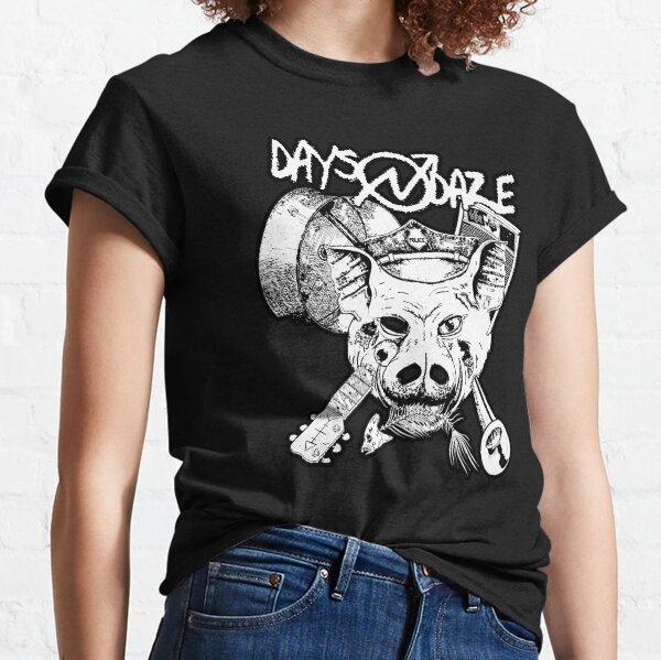 Tage und Benommenheit Tage N 'Benommenheit Classic T-Shirt