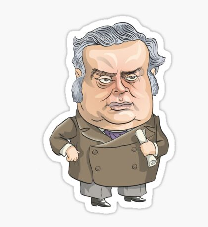 Sir John Thompson Sticker
