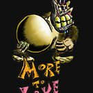 Tubbs- More To Love by Henry Marmoset LLC