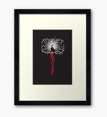 Might of Mjolnir Framed Print
