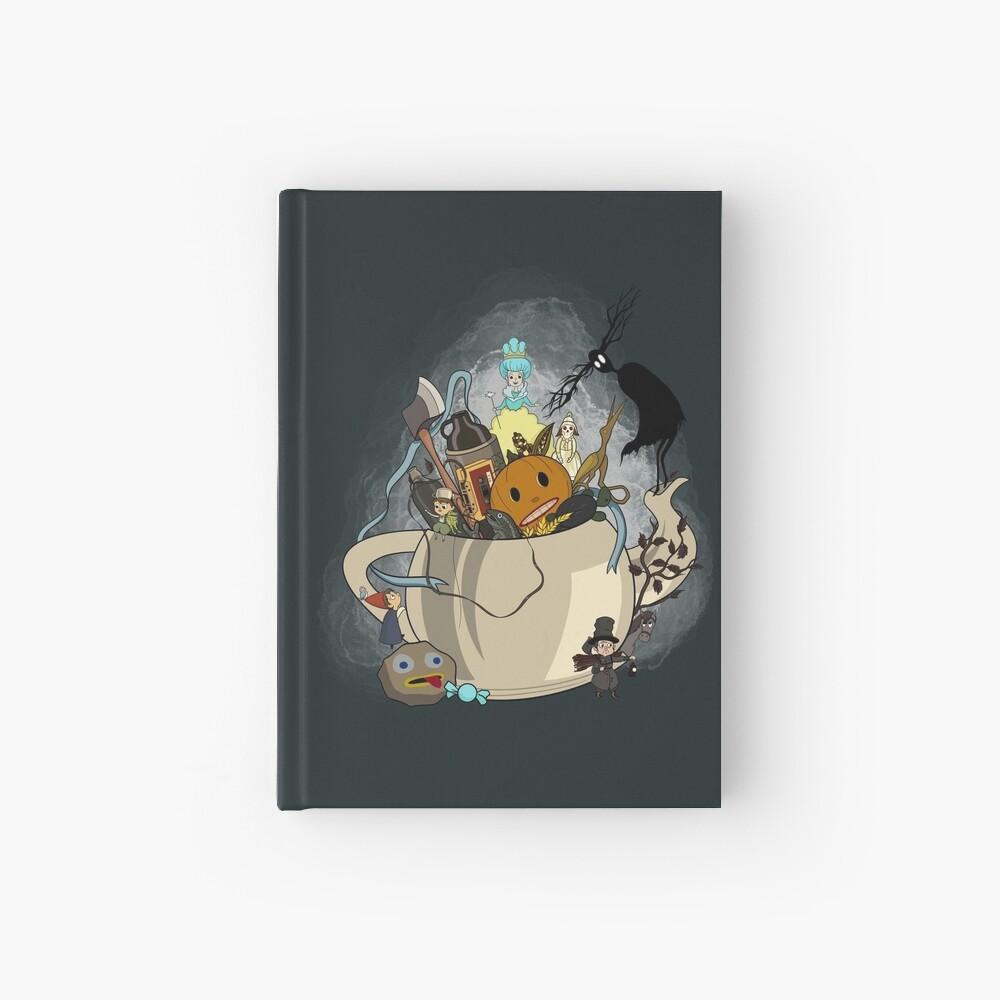 Over the Garden Wall- Greg's Kettle of Adventure Hardcover Journal