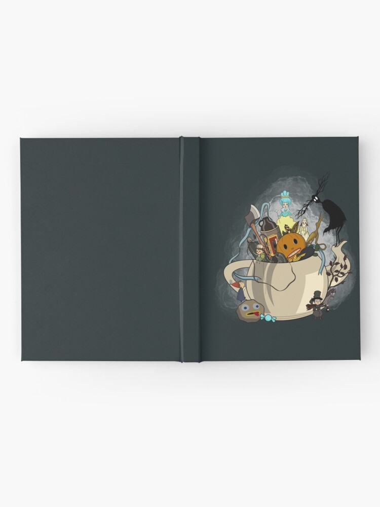Alternate view of Over the Garden Wall- Greg's Kettle of Adventure Hardcover Journal