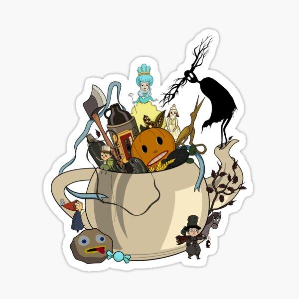 Over the Garden Wall- Greg's Kettle of Adventure Sticker