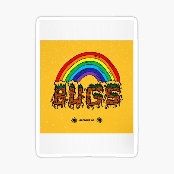 Bugs Album cover Sticker