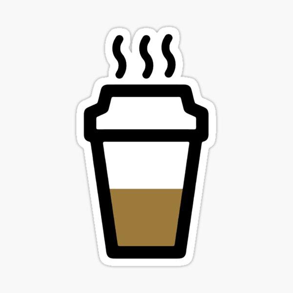 Coffe Pegatina