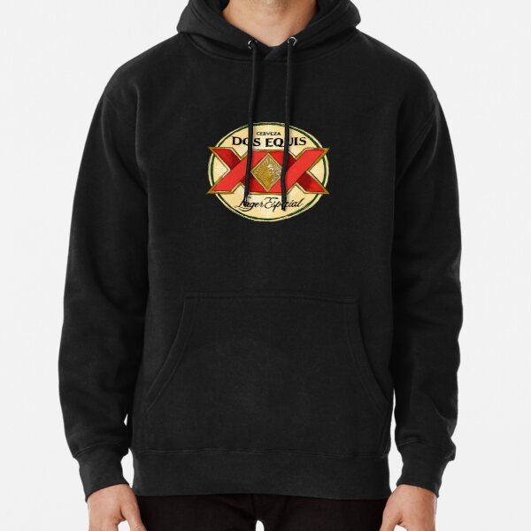 Dos equis XX POP Pullover Hoodie