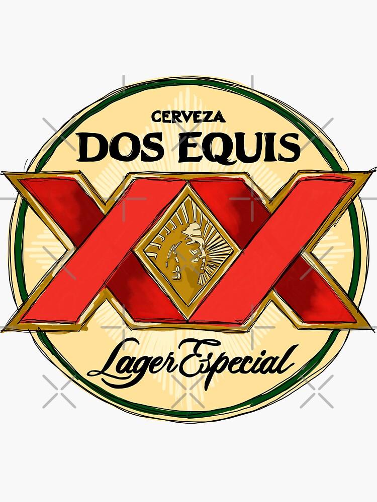 Dos equis XX POP by shtem