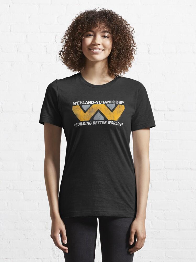 Alternate view of ALIEN WEYLAND Essential T-Shirt