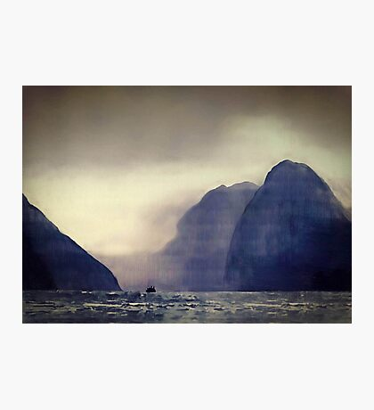 Milford Sound  Photographic Print
