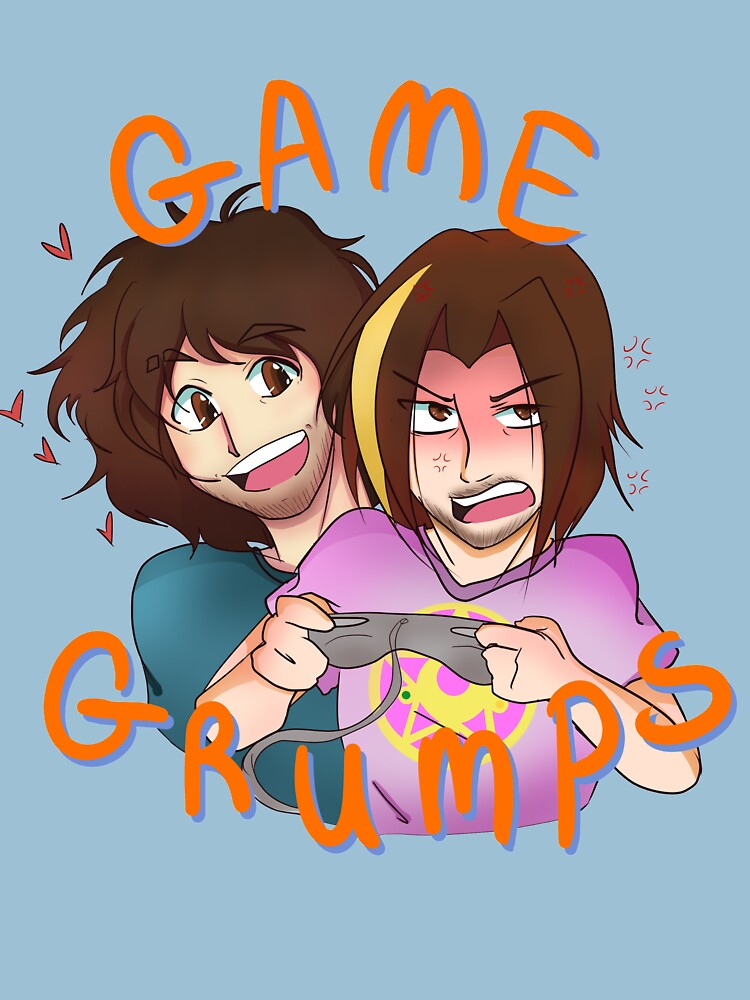 TShirtGifter presents: Game Grumps | Unisex T-Shirt