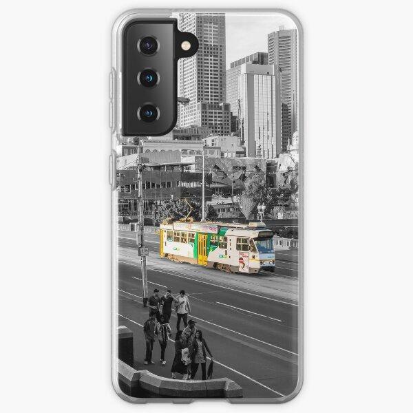 Colour Tram Samsung Galaxy Soft Case