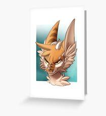 Snitch Greeting Card
