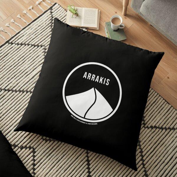 Arrakis Dune Floor Pillow
