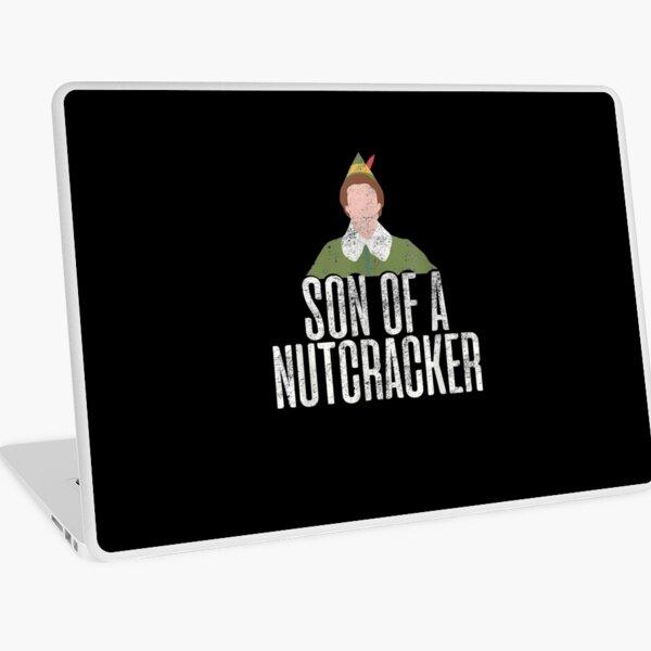 Son-Of-A-Nutcracker-Funny-Christmas-Shirt Skin adhésive d'ordinateur