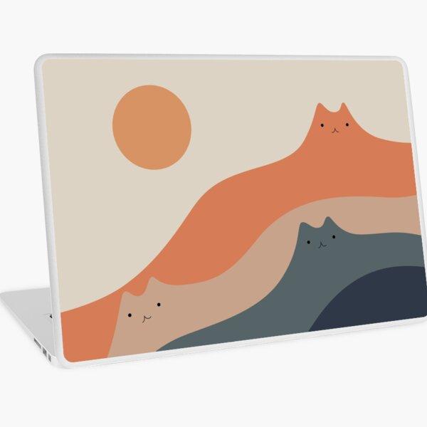 Cat Landscape 90 Laptop Skin
