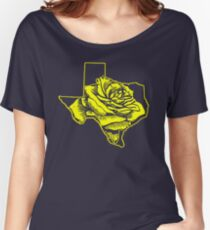 Yellow Rose of Texas Women's Relaxed Fit T-Shirt