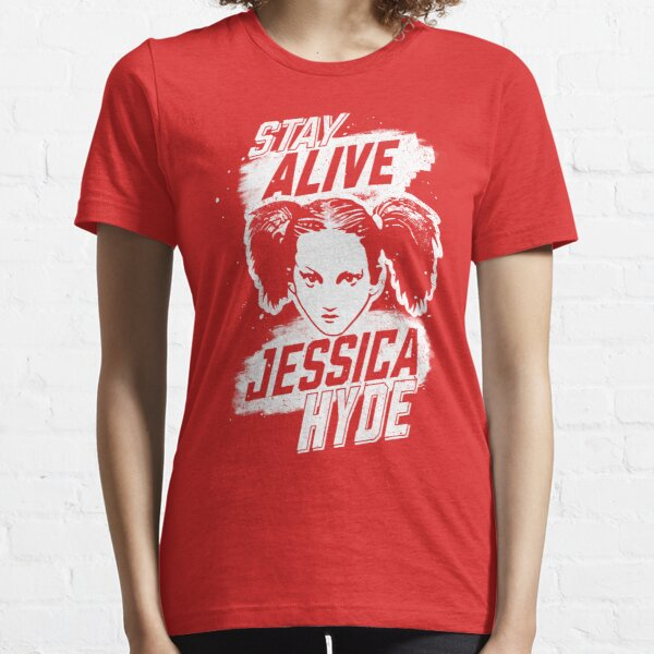 Stay Alive Jessica Hyde Essential T-Shirt