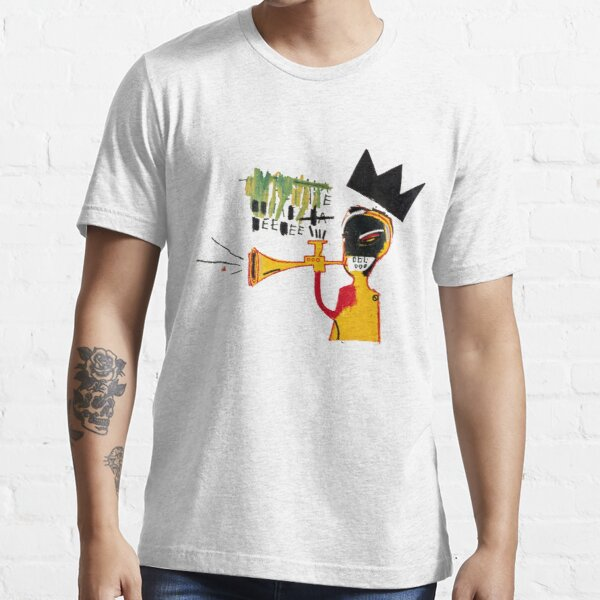 Bee bee crown the more i paint art gift Essential T-Shirt