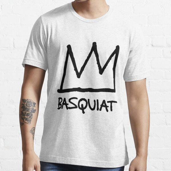 white are crown the more i paint gift Essential T-Shirt