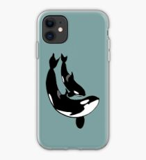 Orcas - Together iPhone Case
