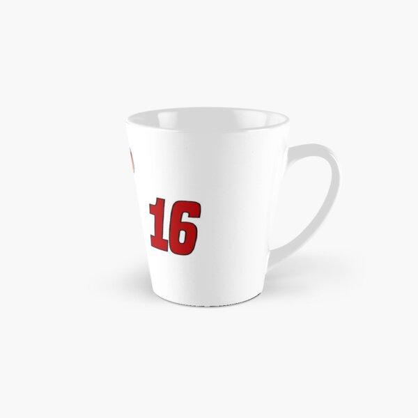 Charles LeClerc 2020 Ferrari Tall Mug