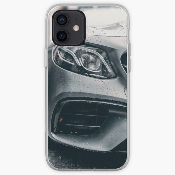 Mercedes E63 Amg Coque souple iPhone