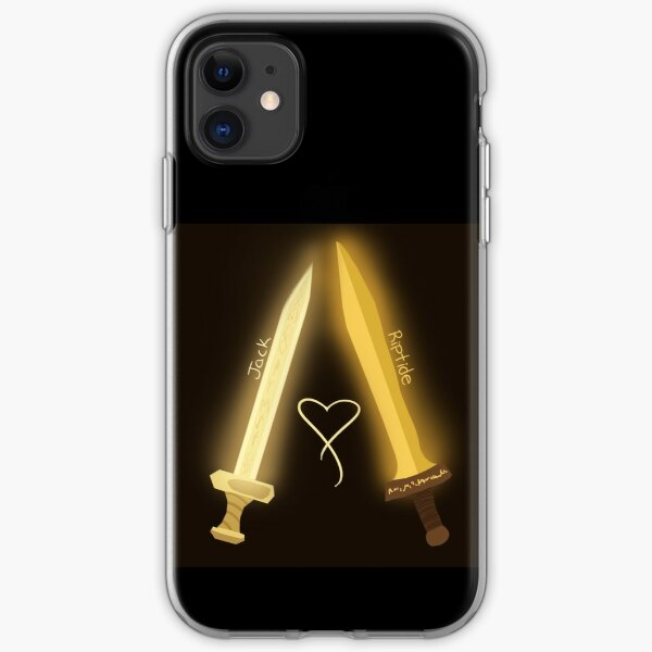 Jack and Riptide iPhone Soft Case