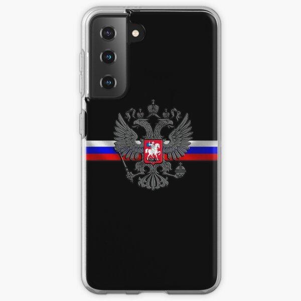 Russian Flag, Russia Samsung Galaxy Soft Case