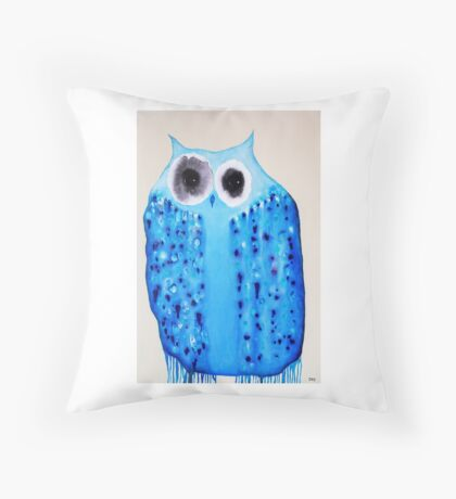 Beneath These Wings Throw Pillow