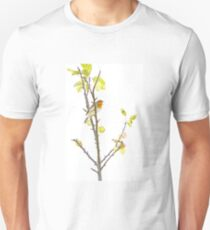 """""""'Hope' is the thing with Feathers..."""" Unisex T-Shirt"""