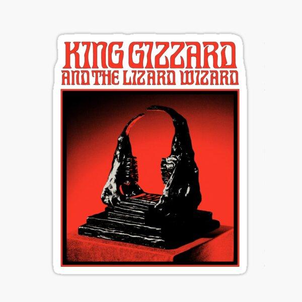 KGTLW - ITRN World Tour Sticker