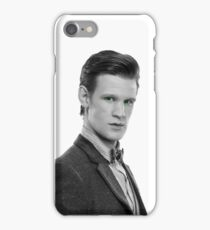Matt Smith, Dr. Who iPhone Case/Skin