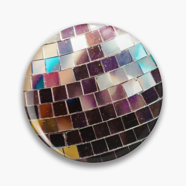 Disco Ball Pin