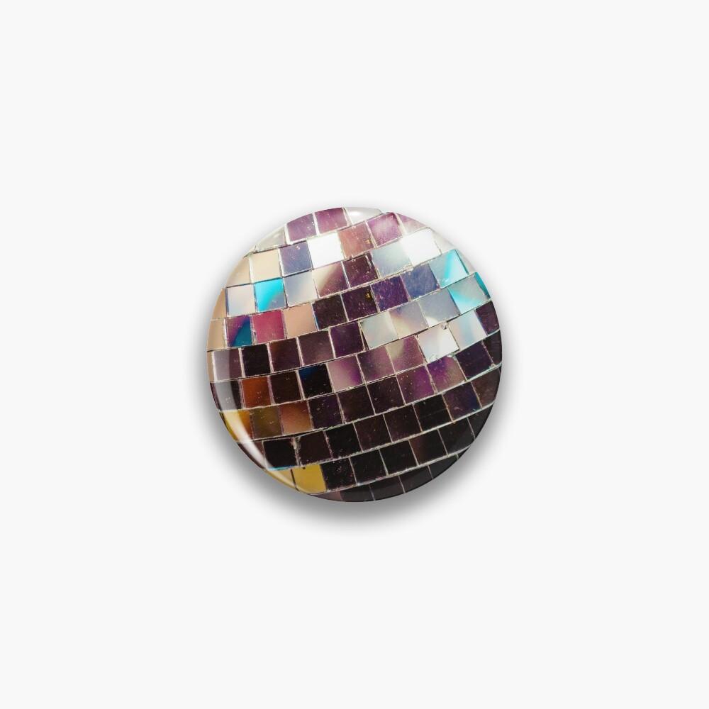 Funky Disco Ball Pin