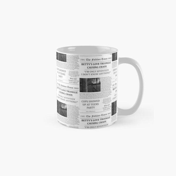 Betty Newspaper Classic Mug