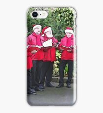 Carol Singers iPhone Case/Skin
