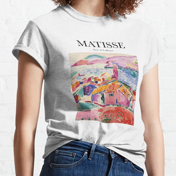 Matisse - View of Collioure Classic T-Shirt