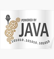 Powered  by Java VRS2 Poster