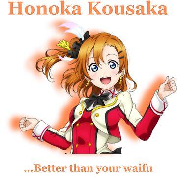 Honoka is Best! by berrychan